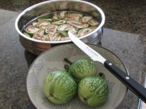 Green Eggplant/RingaN